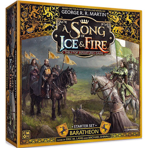 A Song of Ice & Fire : Baratheon starter set