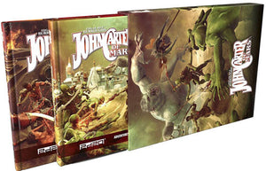 John Carter of Mars RPG: Adventures on the Dying World of Barsoom (collector's slipcase set))