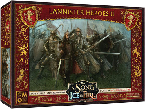 A Song of Ice & Fire : Lannister Heroes II