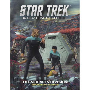 Star Trek Adventures RPG : The Sciences Division