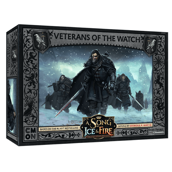 A Song of Ice & Fire : Veterans of the Watch