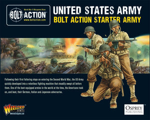 US Army : Bolt Action starter army