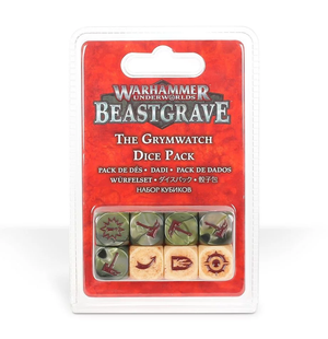 Beastgrave - The Grymwatch dice