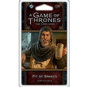 A Game of Thrones : Pit of Snakes