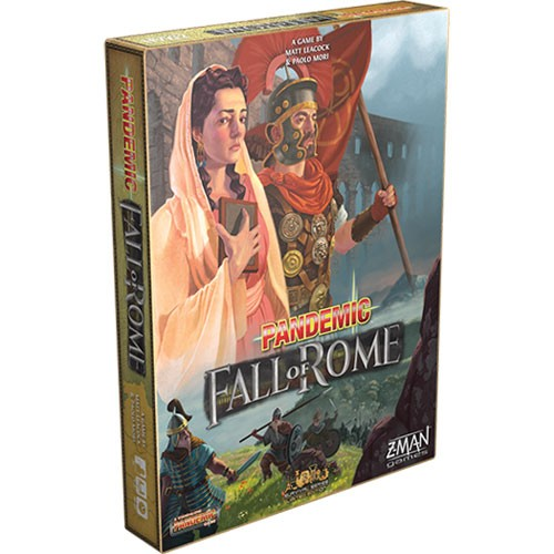 Pandemic : Fall of Rome