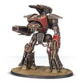 Adeptus Titanicus : Reaver Battle Titan with melta cannon and chainfist