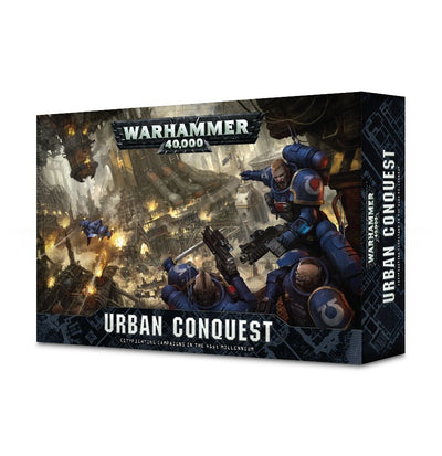 Warhammer 40,000 : Urban Conquest