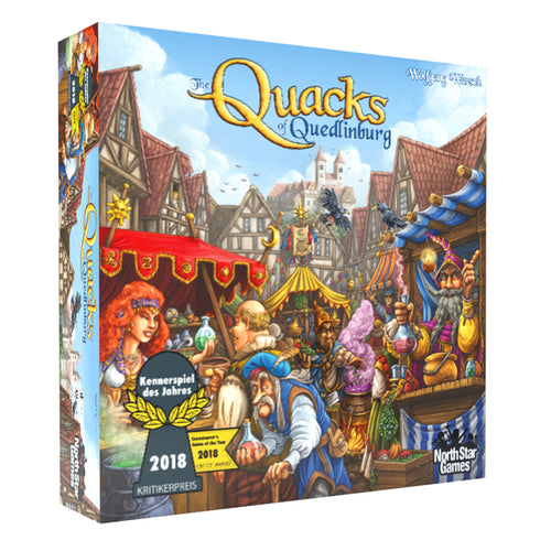 The Quacks of Quedlinburg