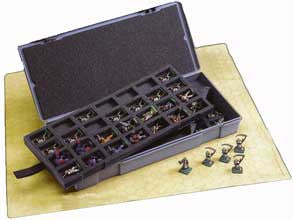 Chessex Large 56 Figure Storage Box
