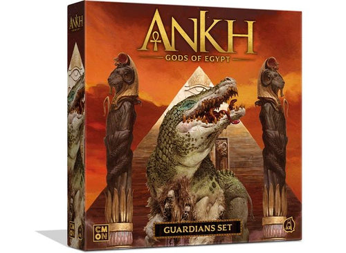 ANKH : Guardians set expansion