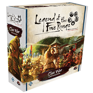 Legend of the Five Rings - Clan War