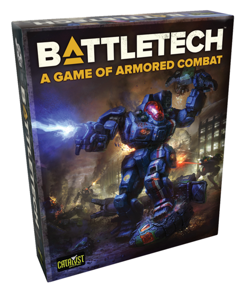 Battletech - A Game of Armored Combat *Pre-Order*