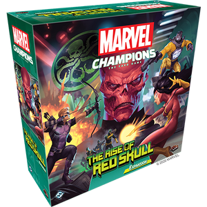 Marvel Champions LCG : The Rise of the Red Skull