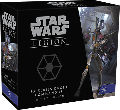 Star Wars: Legion - Commando Droids Unit Expansion