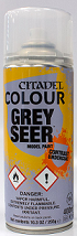 SPRAY Paint: Grey Seer