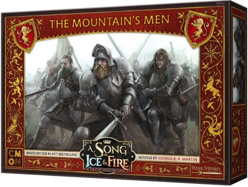 A Song of Ice & Fire : The Mountain's Men (Mid October pre order)