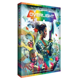 Overlight RPG : core rulebook