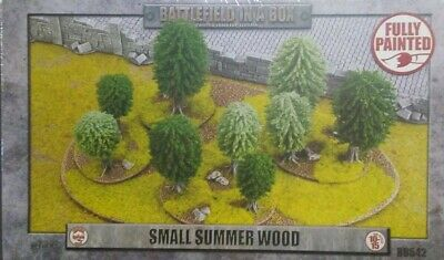 Battlefield in a Box: small summer wood