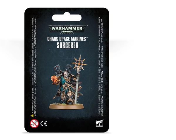 Chaos Sorcerer (BLACK FRIDAY RELEASE)