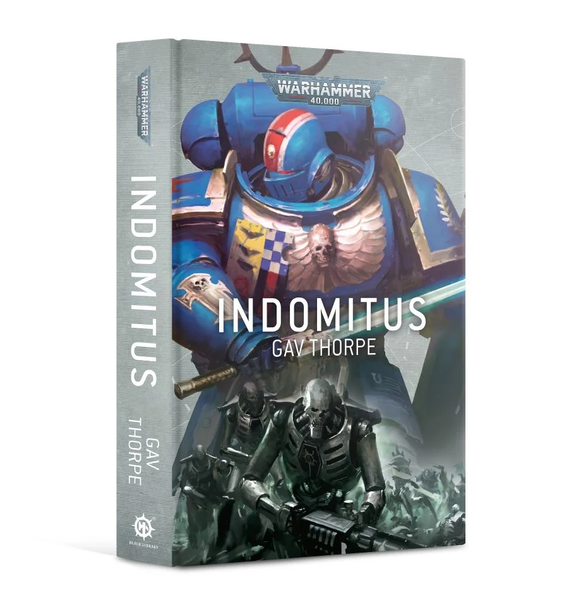 Indomitus (hardcover)