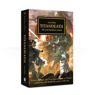 Horus Heresy Book 53 : Titandeath