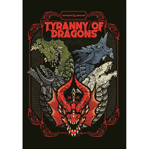 Tyranny of Dragons (alternate cover)