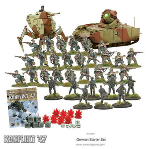 German Konflict '47 starter set