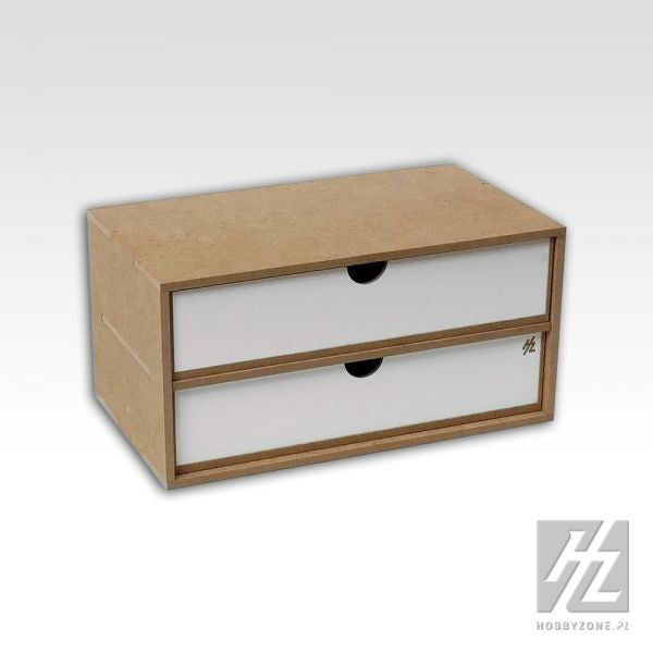 Workstation 2 Drawers Module