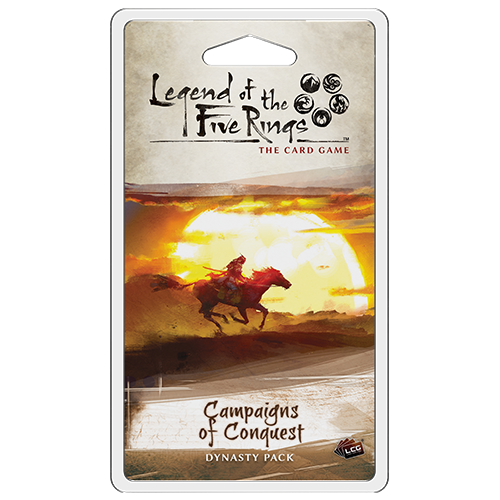Legend of the Five Rings - LCG : Campaigns of Conquest