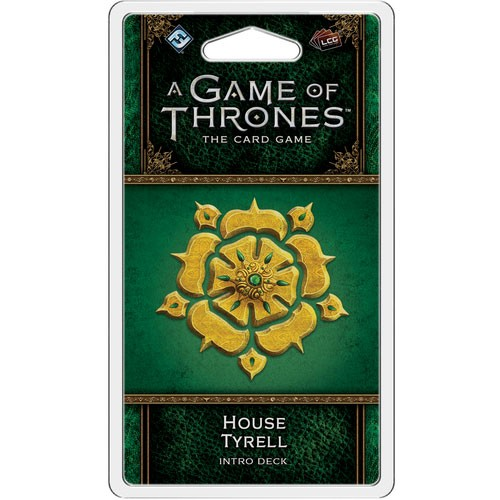 A Game of Thrones : House Tyrell intro deck