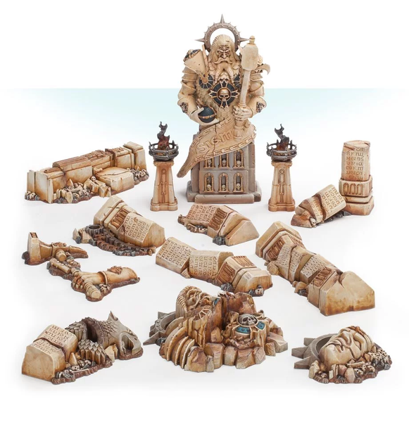 Dominion of Sigmar : Timeworn Ruins