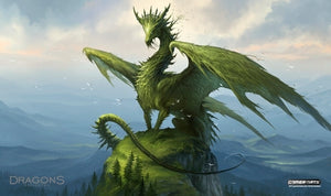 gamermats - Dragon of the Forest
