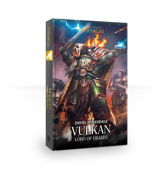 Vulkan : Lord of Drakes
