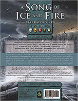 A Song of Ice and Fire : Narrator's Kit