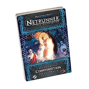 Android Netrunner -  Overdrive Corporation Draft Pack