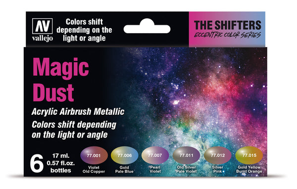 The Shifters Set: Magic Dust