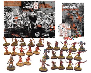 Mythic Americas: Aztec & Nations Starter Set (pre-order)