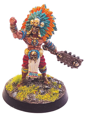 Mythic Americas: Aztec - Tlalocan High Priest