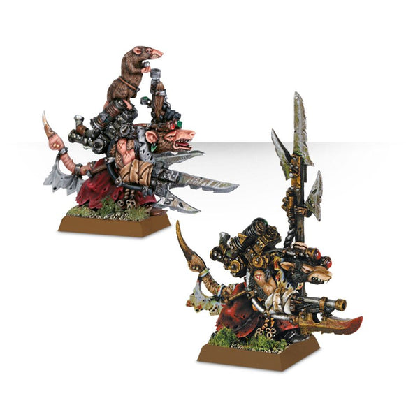 Skaven Warlock Engineers