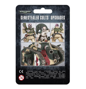 Genestealer Cults Upgrade Pack