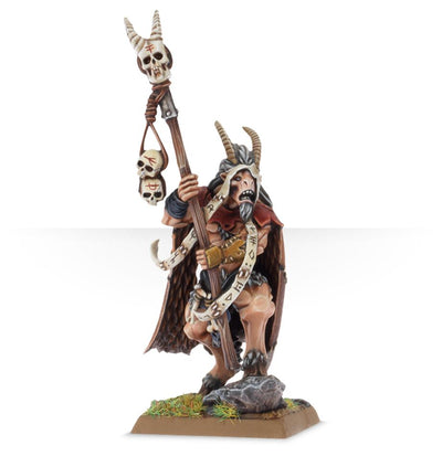 Beastmen Great Bray Shaman