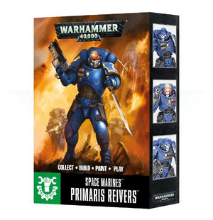 Primaris Reivers - Easy to Build