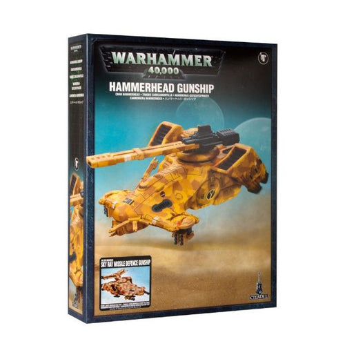 Tau Empire Hammerhead Gunship