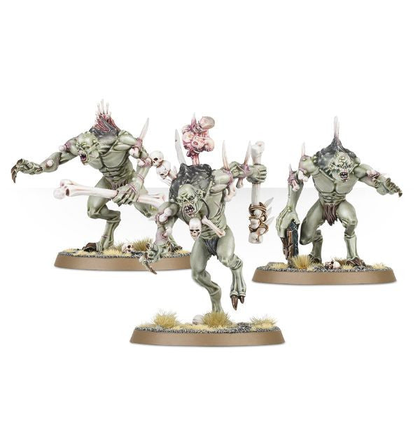 Warhammer Age of Sigmar Start Collecting Flesh-Eater Courts