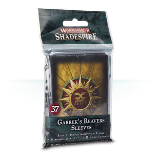 Shadespire - Garrek's Reavers sleeves