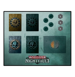 Nightvault playmat