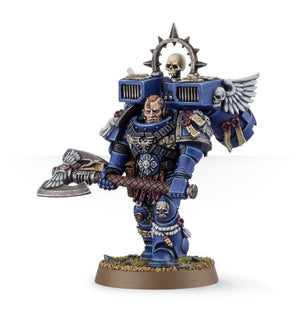 Space Marine Captain Lord Executioner