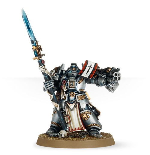 Grey Knight Brother Captain