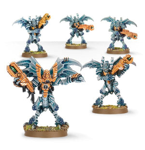 Tau Empire Vespid Stingwings