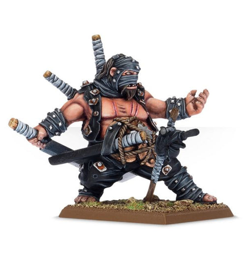 Beastclaw Raiders Ninja Maneater